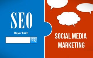 organic seo or social media marketing 2 320x200 - کدام یک برای شما بهتر است؟ سئوی خالص یا فعالیت در شبکه های اجتماعی؟