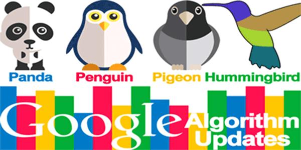 panda - الگوریتم گوگل چیست؟ Google Algorithm