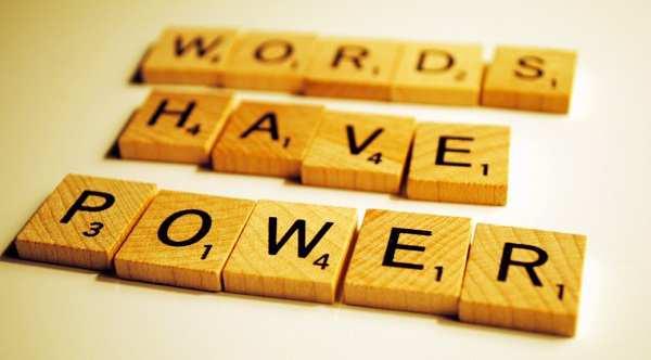 کلمات قدرتمند