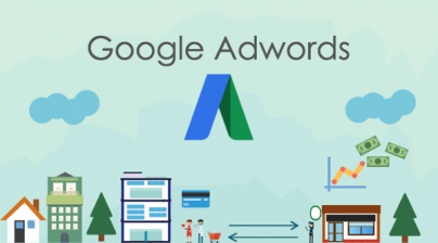 google adwords 1 404x224 - آیا گوگل ادوردز (تبلیغات گوگل) برای کسب و کارهای کوچک سودمند است؟