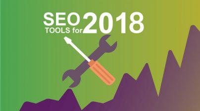 seo tools thumb 1 404x224 - بهترین ابزارهای سئو در سال ۲۰۱۸ کدامند؟