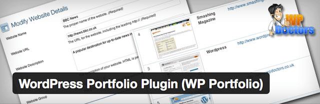 WPPortfolio - 12 افزونه نمونه کار وردپرس و پلاگین گالری عکس حرفه ای - Portfolio