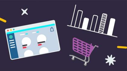 ecommerce store on a shoestring budget 420x235 - چگونگی راه اندازی فروشگاه اینترنتی با بودجه کم و رسیدن به موفقیت
